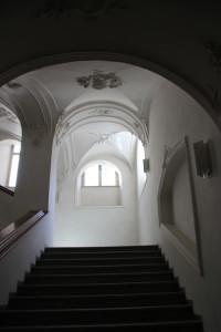 Treppe Neues Schloss Tettnang