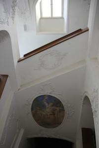 Treppenaufgang Neues Schloss Tettnang