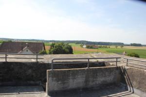 Aufgang Hatzenturm Wolpertswende