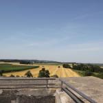 Ausblick Hatzenturm Wolpertswende