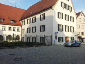 Ehemaliges Kloster Bad Waldsee