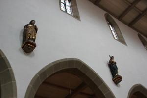 Figuren Seite St Johannes Bad Saulgau