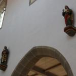 Figuren in Kirche Bad Saulgau