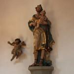Johannes Taeufer Figur Kirche Bad Saulgau