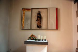 Maria Altar Kirche Bad Saulgau