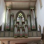 Orgel Kirche Bad Saulgau