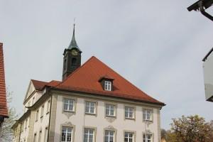 Rathaus Turm Ochensenhausen
