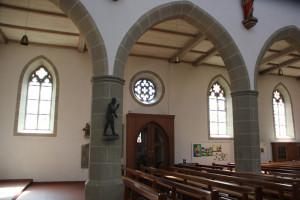 Spitzboegen Kirche Bad Saulgau