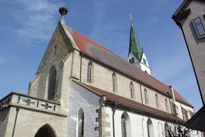 St Johannes Kirche Bad Saulgau