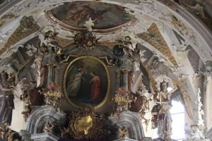 Altarbild Kirche Pfullendorf