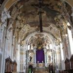 Apsis Kirche Pfullendorf