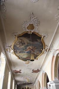 Deckenbild Seitengang St Joseph Pfullendorf