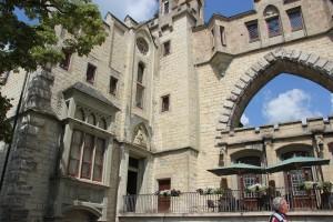 Fassade Schloss Sigmaringen