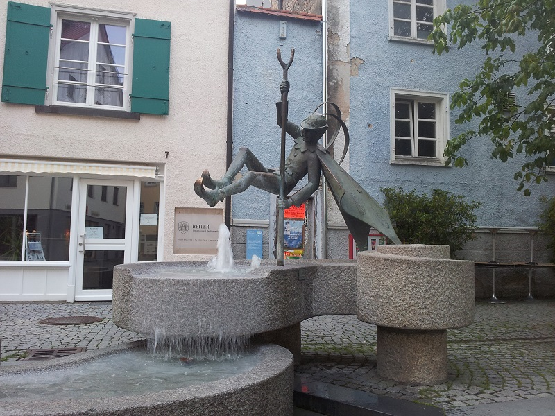 Federle Brunnen Bad Waldsee