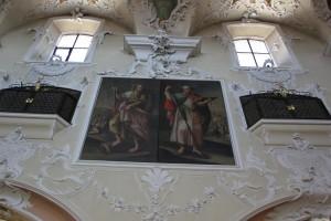 Heiligenbildnis Kirche Pfullendorf.