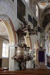 Kanzel Kirche Pfullendorf