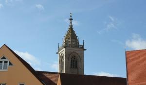 Kirchturm Pfullendorf