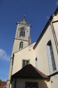 Kirchturm St Joseph Pfullendorf