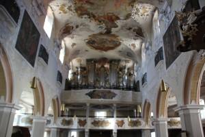 Orgel Kirche Pfullendorf.