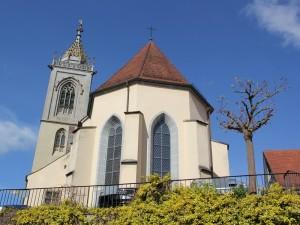 Rueckseite St Joseph Pfullendorf