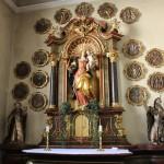 Seitenaltar Kirche Pfullendorf