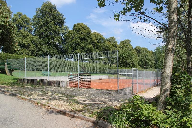Tennisplatz Heiligenberg