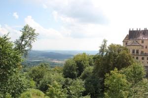 Aussicht von Heiligenberg