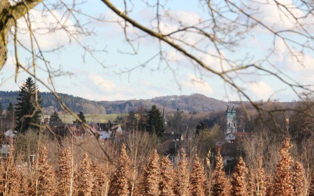 Bad Waldsee im Maerz