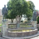 Brunnen Schloss Heiligenberg