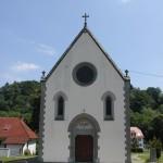 Eingang St Blasius Deggenhausen