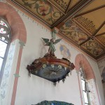 Kanzelengel St Blasius Deggenhausen