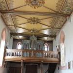 Orgel St Blasius Deggenhausen