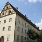 Renaissancefluegel Schloss Heiligenberg