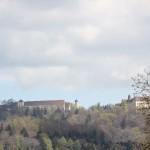 Schloss Heiligenberg von unten