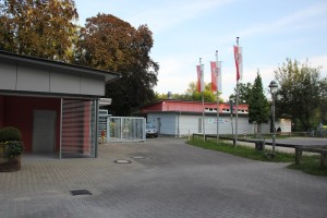 Eingang Freibad Nessenreben