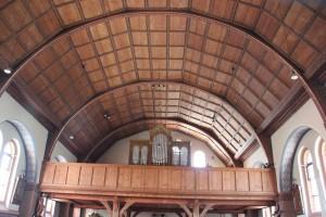 Orgel St Peter & Paul Kirche Heudorf Scheer