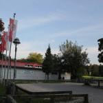 Parkplatz Freibad Weingarten