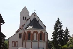 St Peter Heudorf Scheer