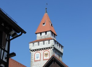 Turm Feuerwehrmuseum Ravensburg
