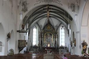 Altar St. Martin Aulendorf