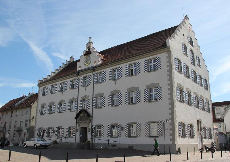 Altes Schloss - Rathaus Tettnang