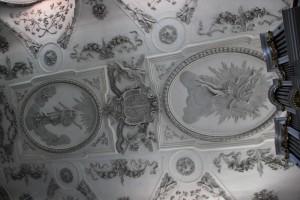 Deckenreliefs Kirche Aulendorf