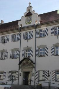 Eingang Altes Schloss Tettnang