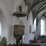 Kanzel Kirche Aulendorf