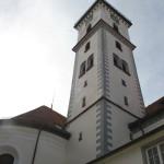 Kirchturm St. Martin Aulendorf