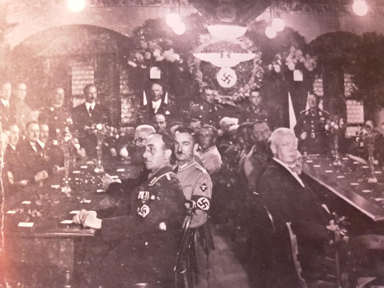 Nazis im Rathaus Waldsee