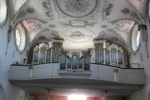 Orgel St. Martin Aulendorf
