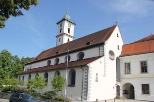 Schlosskirche Aulendorf