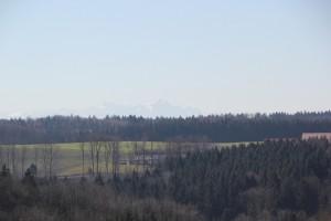 Alpenblick von Magenhaus