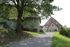 Bauernidyll Bauernhausmuseum Kuernbach